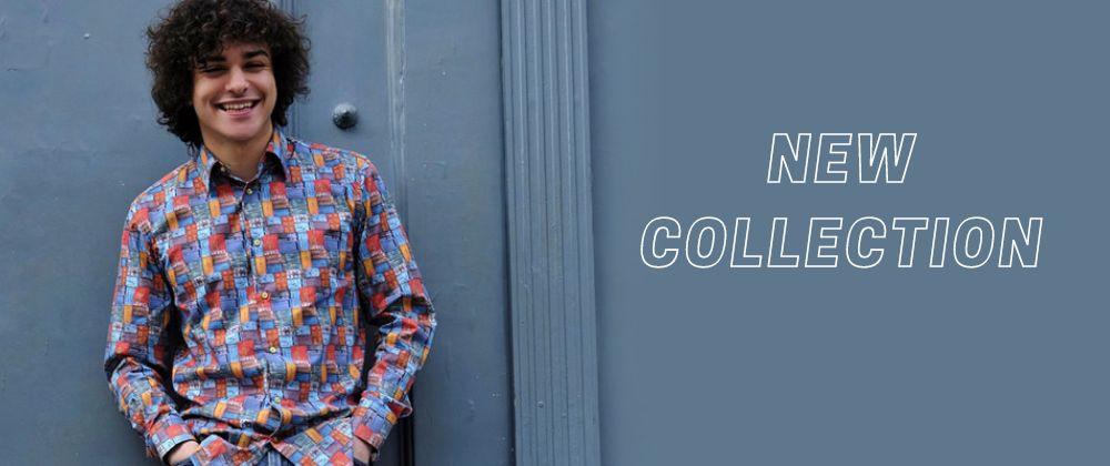 パリの柄シャツ専門店コトンドゥ/CotonDoux 2021AWニューコレクションをリリース