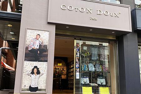 Coton Doux 青山店