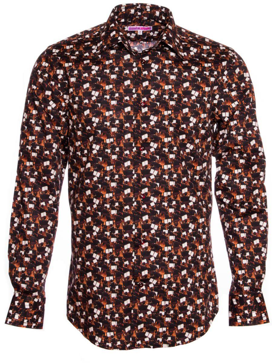 柄シャツ 個性的|柄シャツのブランド・コトンドゥ/CotonDoux